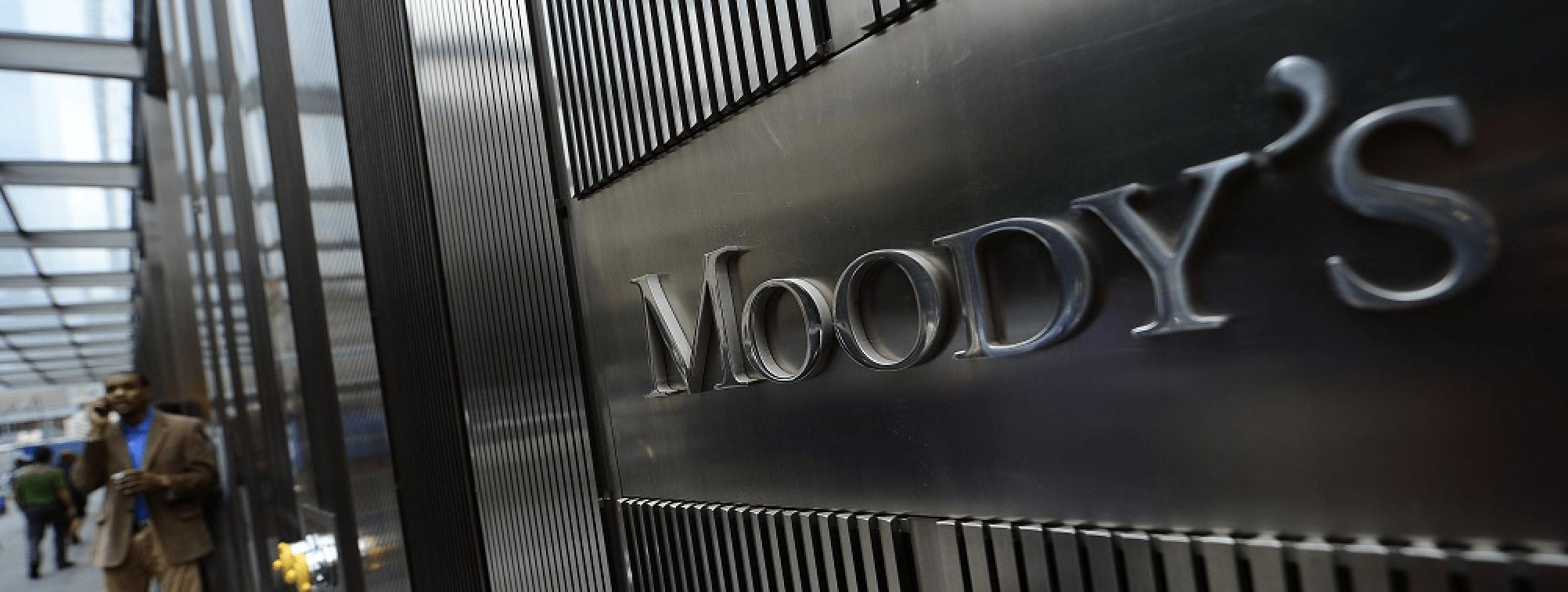Moody's downgraded SA's credit rating, outlook negative