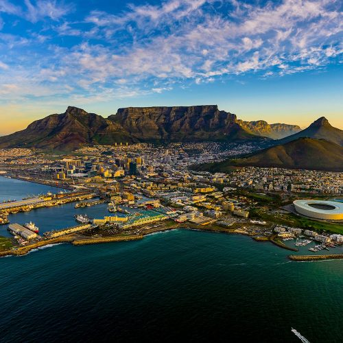 Growing South Africa